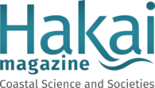 logo for Hakai Magazine